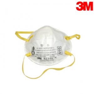 3M 8210CN KN95 头戴式颗粒物防护口罩
