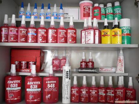 乐泰Loctite MRO市场常用胶水